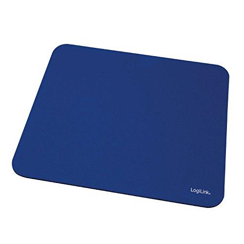 LogiLink ID0118 Gaming Mauspad, blau (230 x 204,5 x 4 mm)