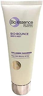 Bio-Essence Bio-Bounce Collagen Cleanser 100g-Cleanser's Rich Foam Allows Skin to be Thoroughly cleansed, Yet Gentle and Non-Drying on Skin. It Keeps Skin Bouncy and Refreshed.