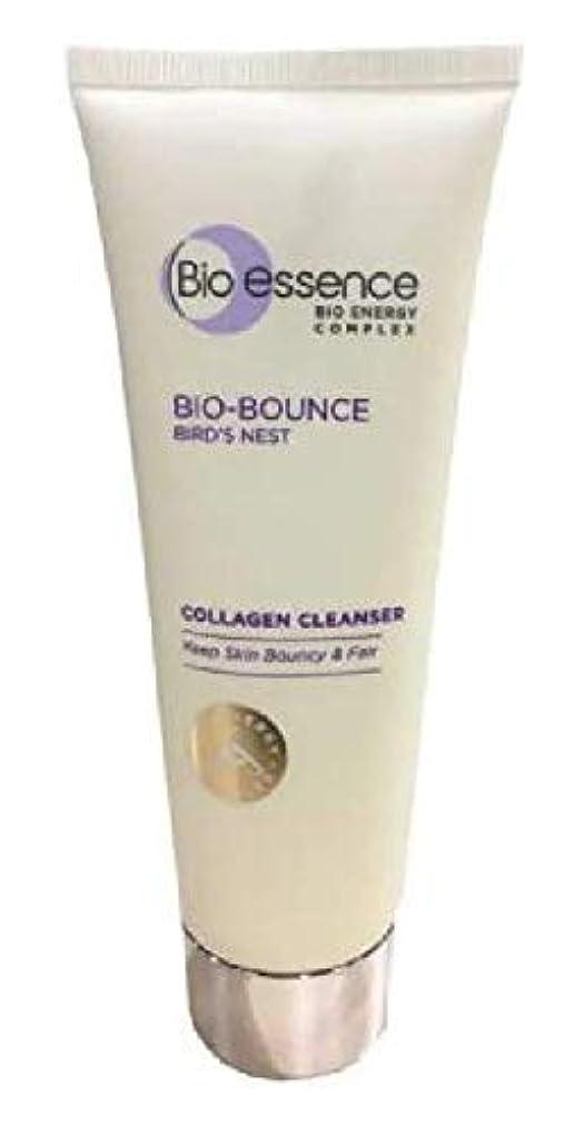 探偵昆虫を見る懇願するBio-Essence 生物学的コラーゲン100g-リバウンドクリーンクレンザーフォームクレンザー豊富な、完全に、清潔な柔らかい肌が、乾燥していない肌。これは、皮膚が弾力とリフレッシュになります。