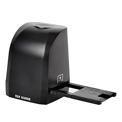 balikha Protable Negative Film Scanner 35mm 135mm Convertitore di pellicole per Diapositive Foto Digital Image Viewe