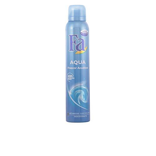 Fa Aqua Deodorant Spray 200ml