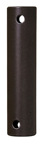 Fanimation DR1-12OB Transitional Downrods Collection Dark Finish, 12.00 inches, 12-inch, Oil-Rubbed Bronze
