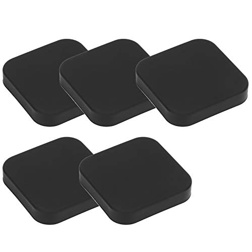 DAUERHAFT Protective Lens Replacement, 5pcs Soft Silicone Lens Protective Cover Camera Case,...