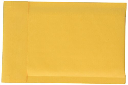 C-Pak #000 4x7 Inches Interior Sized Kraft Bubble Mailers | Adhesive Strip Envelope Mailers | Bubble Lined Padded Envelopes | Heavy Duty Tear and Lightweight Mailing Envelopes | Pack of 50