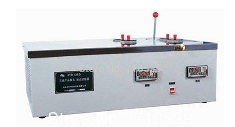 Huanyu SYD-510E Erstarrungspunkt- und Kaltfilter-Verstopfungsprüfgerät für Erdölprodukte