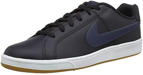 Nike Court Royale, Zapatillas de Gimnasia Hombre, Gris (Oil Grey/Thunder Blue/Gum Light 006), 40.5 EU