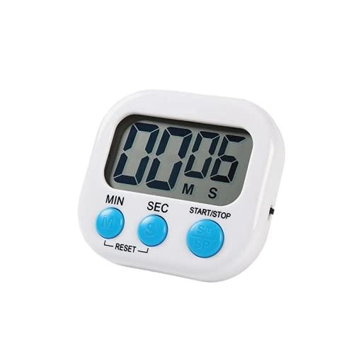Cuenta atrás digital temporizador de cocina digital temporizador de cocina magnético cuenta atrás reloj grande pantalla LCD temporizador cocina herramientas