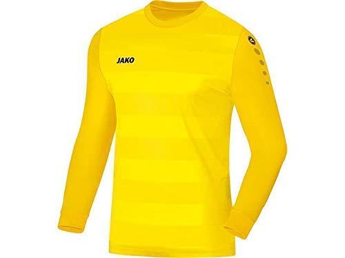 JAKO Torwarttrikot inkl. Rückennummer Leeds 8907 03 Citro/gelb Gr. 140