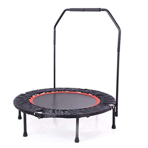Volwassen Elastische Fitness Mat - Met Armsteun Trampoline - Opvouwbaar en gemakkelijk op te bergen - Indoor Trampoline - Maximale belasting 150kg