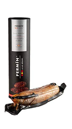 Chorizo Ibérico de Bellota -La Alberca, Salamanca- 19,60€. ENTREGA EN 24/72 HORAS.Peso aproximado 500 gramos. Fermín.