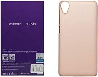 X-level Back Hard Cover Matt for HTC Desire 10 LifeStyle, Gold