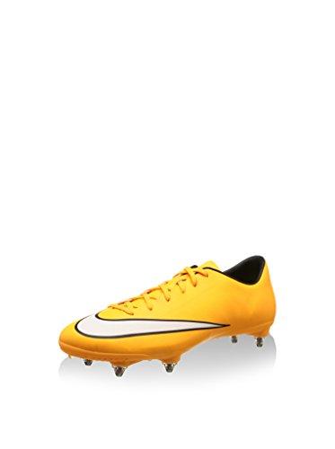 Nike Scarpa da Calcio Mercurial Victory V SG (Xm31.2) Giallo/Bianco EU 42 (US 8.5)
