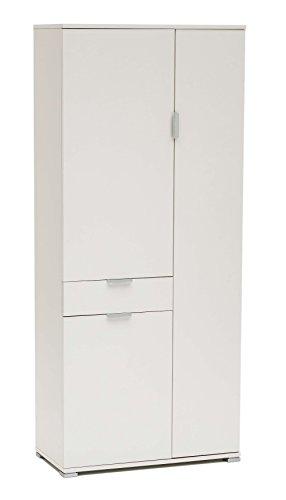 Legno&Design Armoire à 3 Portes et Un tiroir