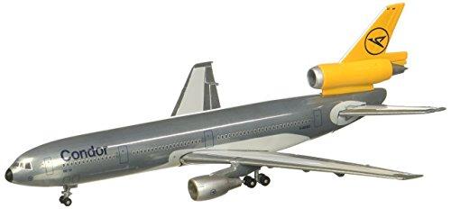 Daron Worldwide Trading GJ210C Gemini Condor DC-10-30 1/400 - Chrome