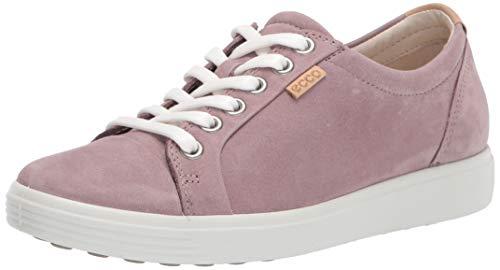 ECCO Damen Soft 7 W Sneaker, Woodrose, 42 EU