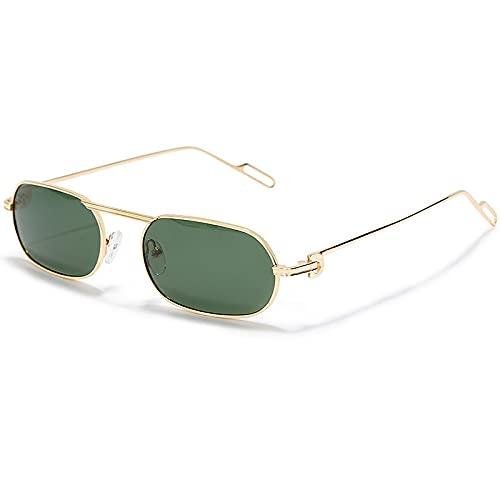 AMFG Gafas De Sol Polarizadas De Gafas Silvestres Gafas De La Calle De La Tendencia Salvaje (Color : G)