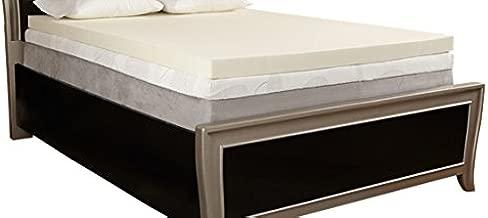 Comfort Essentials 4 Memory Foam Topper, Twin