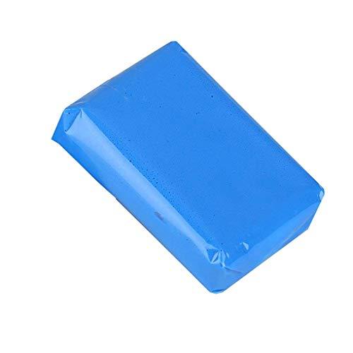 rongweiwang 2pcs del Coche Barra de la Arcilla del vehículo Magia Claybar Lavado Limpiador Automoción Belleza Cuidado del Producto