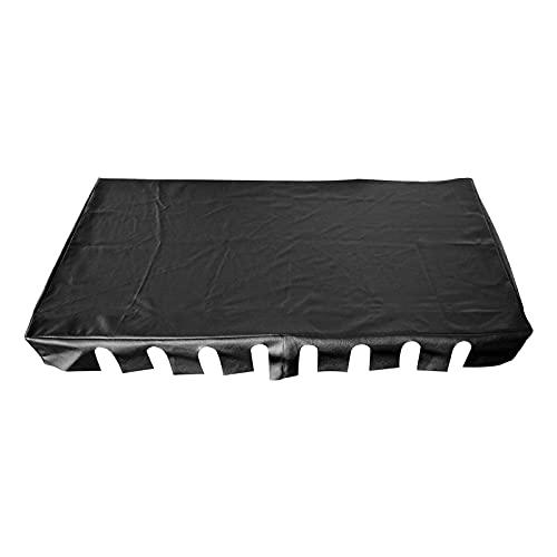 BOENXUA Calcio Tavolo incatramata Outdoor Table Cover Copertura della Pioggia Calcio per mobili da Giardino per Il Calcio Balilla, Coperchio di Protezione,Nero