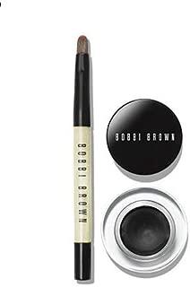 Bobbi Brown Long-Wear Gel Eyeliner Black Ink & Mini Eyeliner Brush