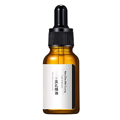 Roexboz 10 ml Brustmassageöl, ätherisches Öl zur Brustvergrößerung,Ätherisches Öl Bruststraffung Ätherisches Öl zur Brustvergrößerung