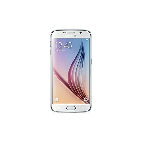 "Samsung Galaxy S6 - Smartphone libre Android (pantalla 5.1"", cámara 16 Mp, 32 GB, Quad-Core 2.1 GHz, 3 GB RAM), blanco [modelo español]"