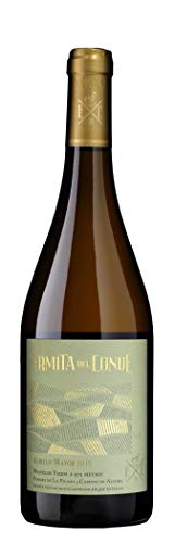 Ermita del Conde Albillo Mayor. Vino blanco (750 ml)