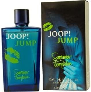 JOOP! JUMP SUMMER TEMPTATION by Joop! EDT SPRAY 3.4 OZ for Men