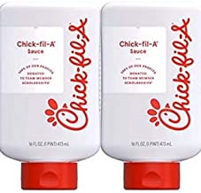 Chick-fil-A Sauce 16 oz. - 2 Pack Limited