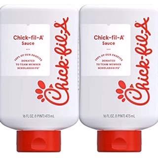 Chick-fil-A Sauce 16 oz. - 2 Pack Bundle