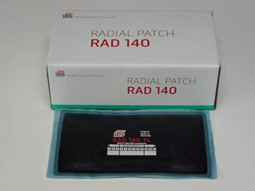 Tip Top RAD 140 TL Reparaturpflaster 1 Stück, Radialpflaster, Reifenreparatur 512140-1