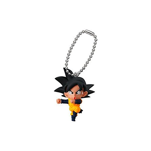 Bandai Gashapon Dragon Ball UDM Rafale 32Swing de Figure Keychain ~ Fils Goku Fusion