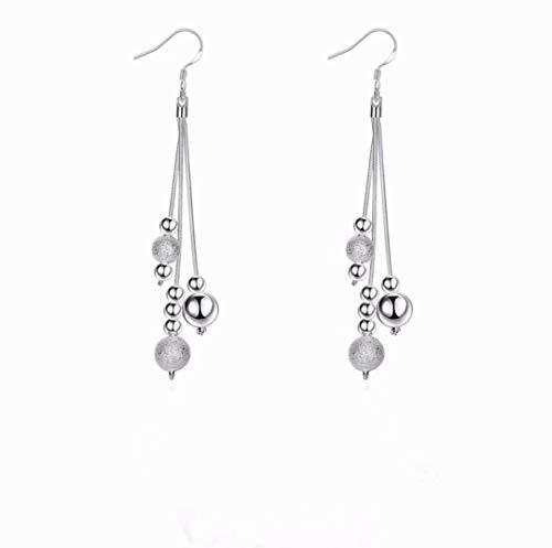 Doyime 1 Paar Damen Ohrringe Frau Mode Schmuck Zubehör für Mädchen Geburtstagsgeschenk