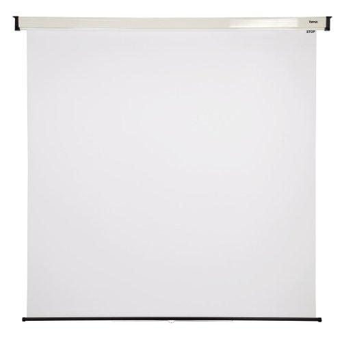 Hama Rollo-Projektionsleinwand (180 x 180 cm, 1:1)