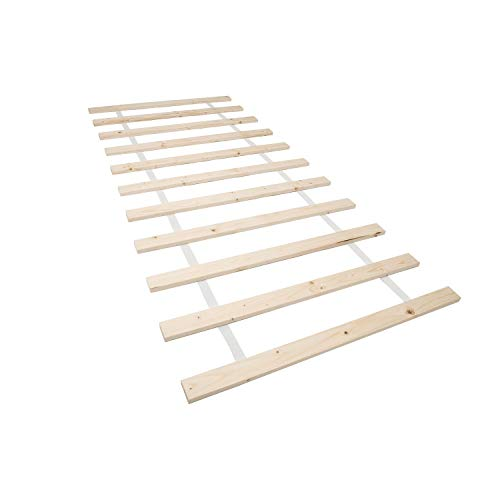 Panorama24 Rollrost Basic 90x200 (11 Latten) Rolllattenrost Lattenrost Bettrost Rollroste Holzlatten Latten Rost