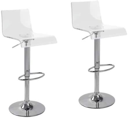 Best acrylic bar chairs