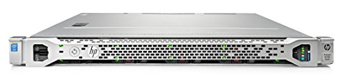 Hewlett Packard Enterprise ProLiant DL160 Gen9 - Server 2.1GHz Intel Xeon E5 v4 E5-2620V4 Rack (1U) 900 W - Server (2,1 GHz, E5-2620V4, 16 GB, DDR4-SDRAM, 900 W, Rack (1U)