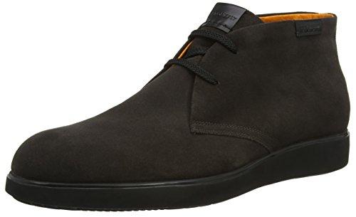 Stonefly Town 6 Velour, Desert Boots Homme, Gris (Charcoal 1a12), 39 EU