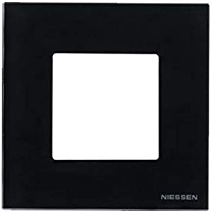 /Cornice 3/moduli vetro nero Niessen Sky/