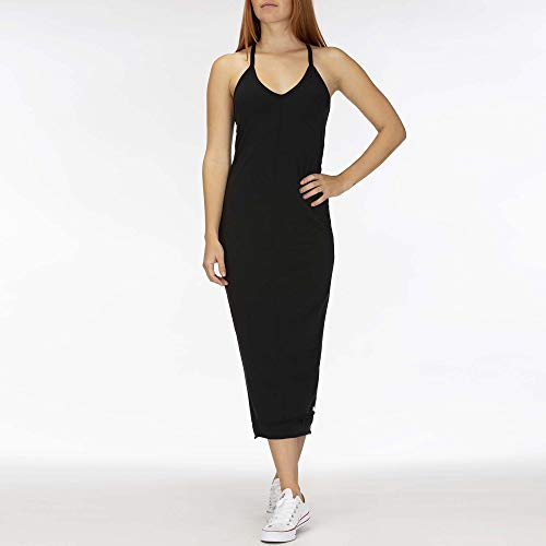 Hurley W Dri-Fit Cami Dress Robes Femme Black FR: M (Taille Fabricant: M)