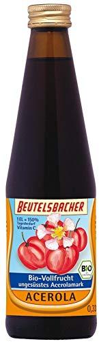 Beutelsbacher Bio Acerola Bio-Vollfrucht (6 x 330 ml)
