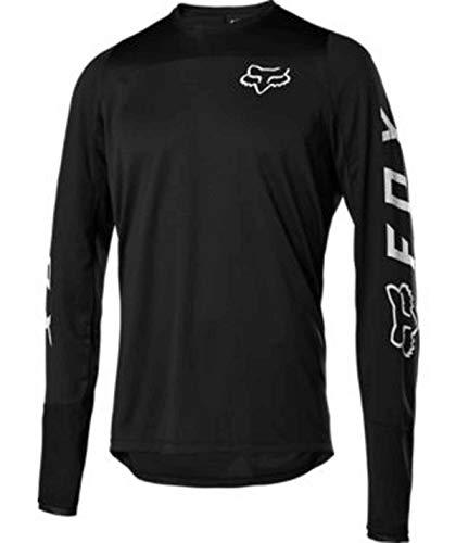 Fox Defend Ls Jersey Black, 001, XL, 25122