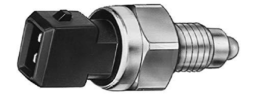 HELLA 6ZF 007 673-001 Interruptor, piloto de marcha atrás - 12V - Número de conexiones: 2 - atornillado - Contacto de cierre - eléctrico - Caja de cambios manual