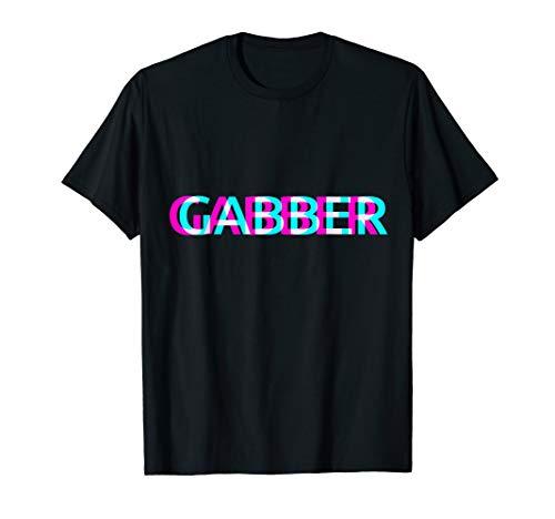 Hardcore Gabber T-Shirt Frenchcore Speedcore Hakkuh Shirt
