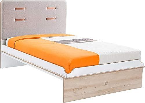 Cilek Dynamic Jugendbett - 2 Grün Größe Liegefl e 120 x 200cm