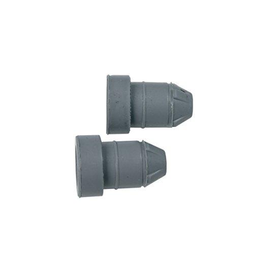 Bosch Siemens 633025 ORIGINAL 2x Stopfen 2 Stück Verschlußstopfen Verschlussstopfen Verschlusstopfen Waschmittelschubkasten Einspülschale Waschmaschine auch Neff Balay Constructa