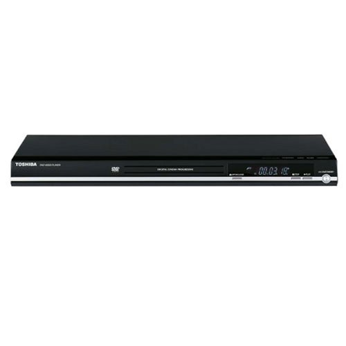 Why Choose Toshiba SD-4000 Progressive Scan DivX Certified DVD Player