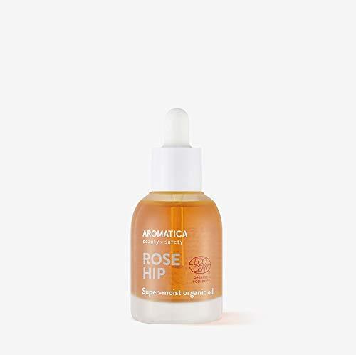 [AROMATICA] Organic Rose Hip Oil Skin Therapy 30 ml / Corée Cosmetics