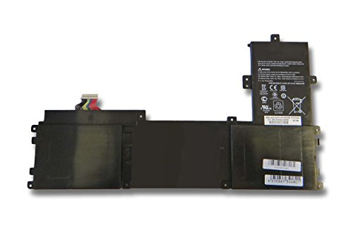 Batterie Li-Polymer 5300mAh (11,1V) pour HP Folio 13, Folio 13-1000, Folio 13-1015TU, Folio 13-1029wm, Folio 13-2000. Remplace NOTT. 671277-171
