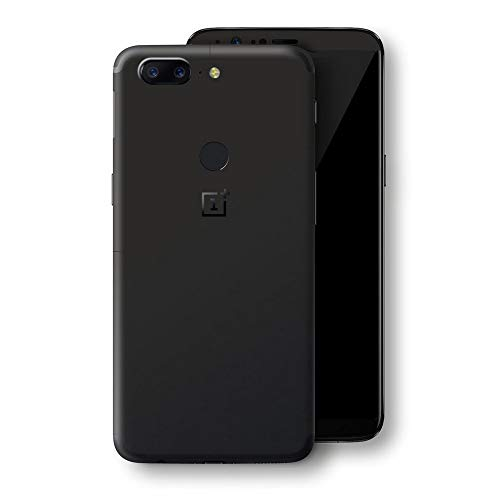 OnePlus 5T A5010 - 6GB RAM + 64GB - 6.01 inch - Factory Unlocked International Version - No Warranty - GSM ONLY, NO CDMA (Midnight Black)